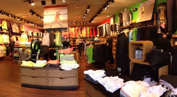 This Is Why Lululemon Is Up 70% In Four Months