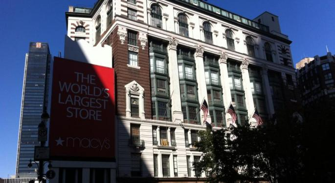Macy's Store Closings Creates Winners And Losers