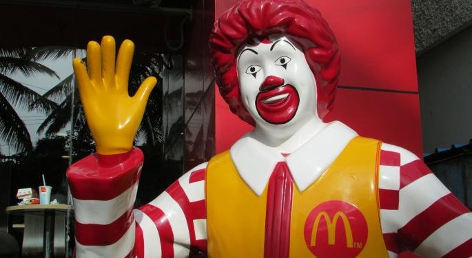 For McDonald's, The Choice Between Disrupting Or Being Disrupted Was An Easy One To Make