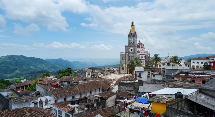 Some Mexico ETFs Have Endured Trump...Sort Of
