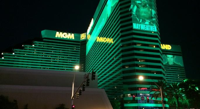 Land and Buildings: MGM Needs New 'Voices And Skill Sets' On Its Board; Says NAV Is $30-$33