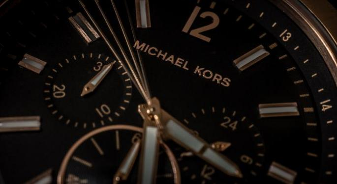 Citi Pleasantly Surprised By Michael Kors, Upgrades To Neutral