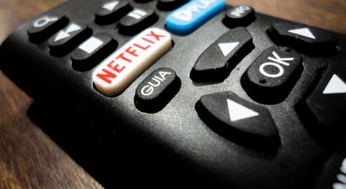 Netflix Flexes Its Pricing Power