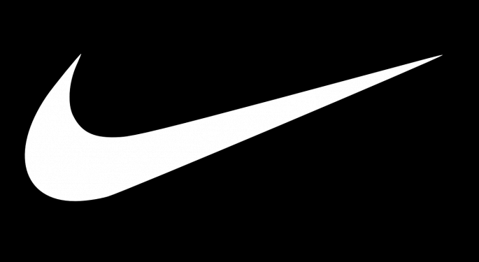 Nike On Track For 'Another Swoosh-Shaped Recovery'