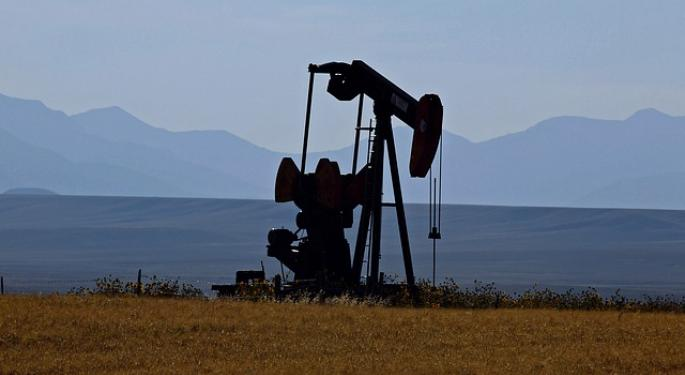 Goldman Sachs On The 'New Oil Order'