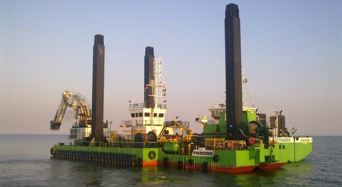 Ocean Rig Tumbles 50%, CEO Calls Market Conditions 'Extremely Negative'