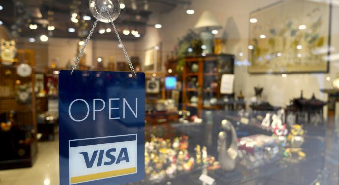 Visa Co-Branded Card Off To A Good Start At Costco Wholesale
