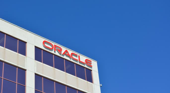 Oracle's Analyst Day Unveils Strategy, Weight Of Cloud For Goldman Sachs Analysts