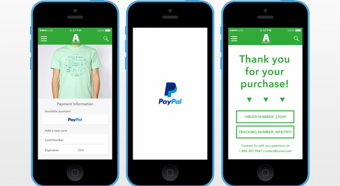 The Option Samurai Picks PayPal Over eBay