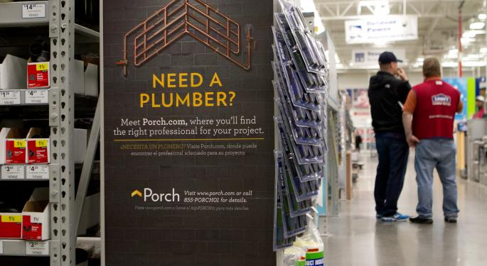 Meet Porch.com: The Startup Disrupting The Home Improvement Space