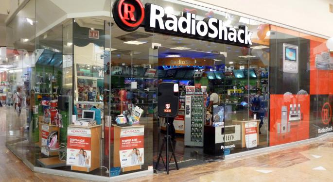 Why RadioShack Could Sell Half Of Its Stores To Sprint