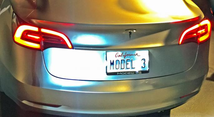 Tesla's Q1 Delivery Figures Boost Shares Over $292, But Baird Is Targeting The $368 Handle