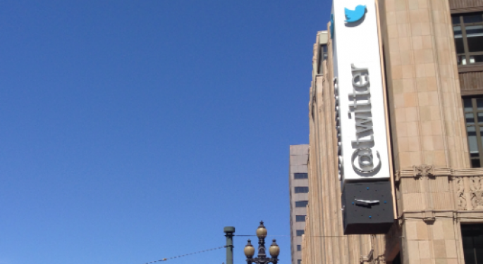 Twitter 'Crushed The Quarter,' Gains 10%