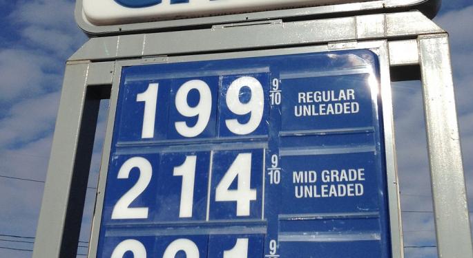 ITG Chief Economist: We're Still Guzzling…Just Not Gas!