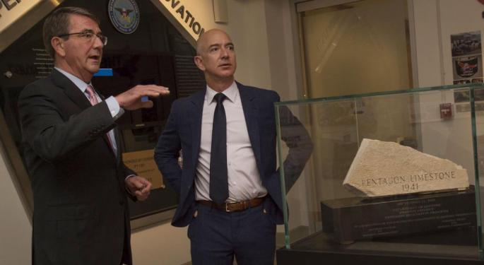 Jeff Bezos Isn't Afraid Of Failing