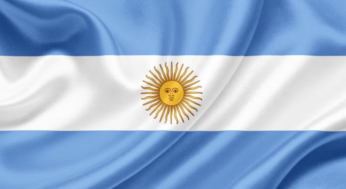 Argentina Shines on Solar ETFs