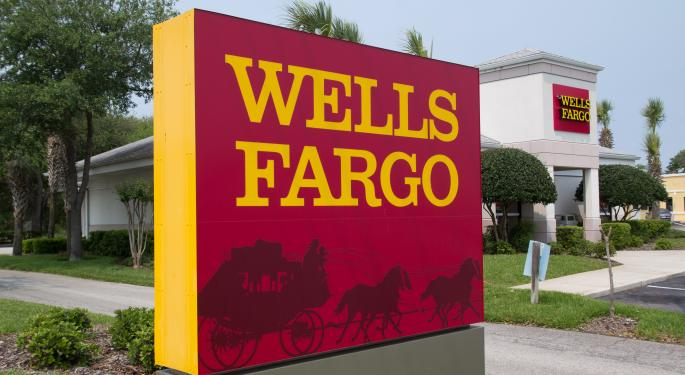 Wells Fargo Shares Retreat From All-Time High