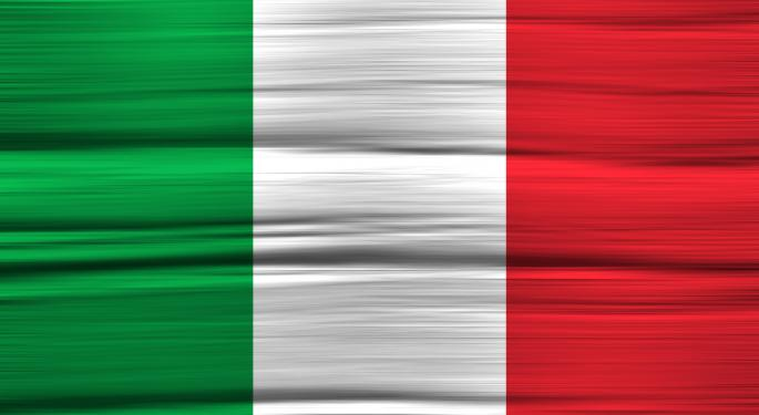 Italian Elections Weigh on Euro