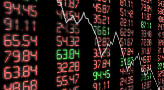 Mid-Day Market Update: US Stocks Gain; Gigamon Shares Dip On Lower Forecast