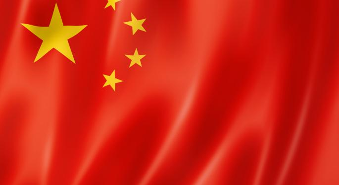 Koesterich Reiterates Overweight Rating on China