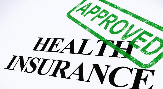 S&P Sees Better 2013 For Health Insurance Providers