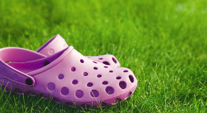 Crocs Said to Explore Strategic Options