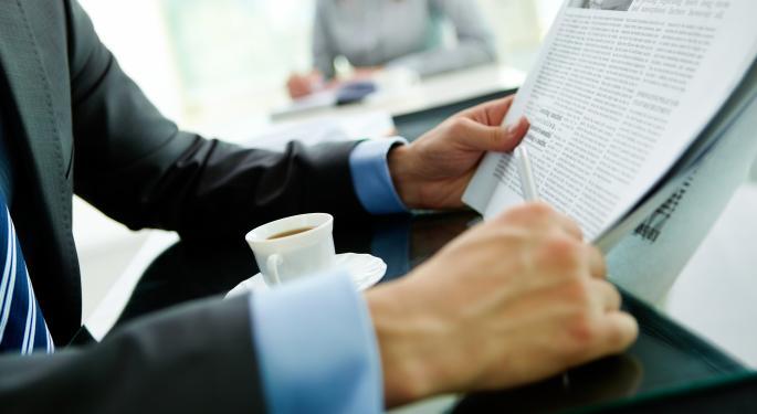 Benzinga's Mandatory ETF Reading for September 4, 2013