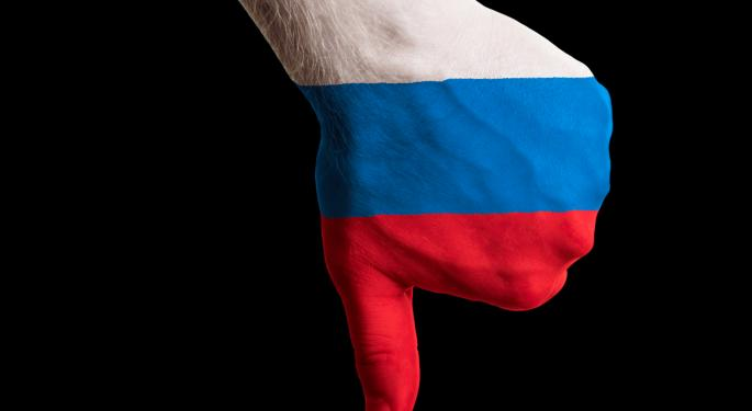 Low Valuations Don't Buffer Russia From JP Morgan Downgrade