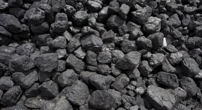 Coal ETF Rally In Danger On Waning Chinese Demand