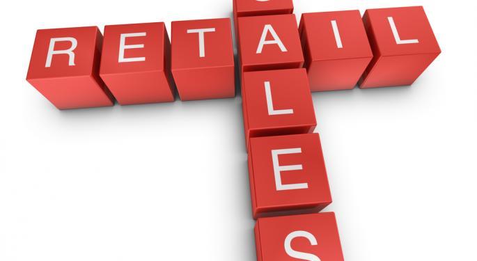 Same Store Sales Roundup January 3, 2013