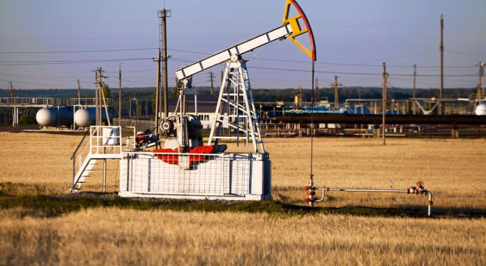 Brent Strong Under Mounting Supply Concerns