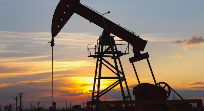 Brent Near $116 On Situation In Syria