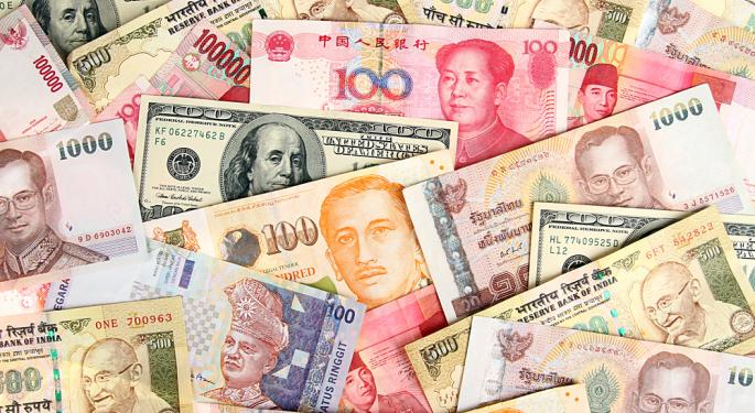 EM Currencies Have Tailwinds