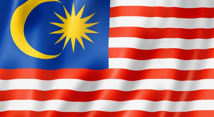 Malaysia ETF Hits All-Time High on Election Results