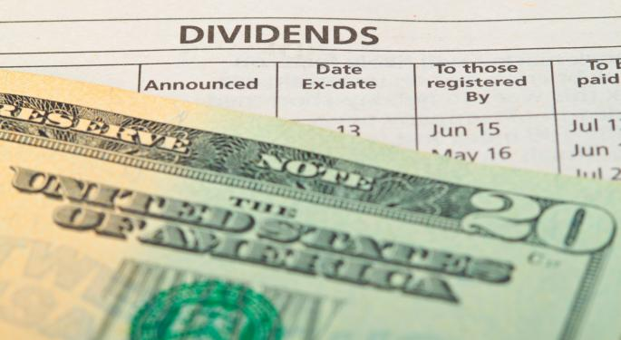 Small Cap Companies with Dividend Yields Exploding Up