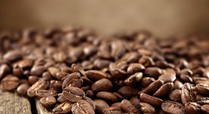 Spotlight on Coffee Stocks JVA, DNKN, GMCR, SBUX