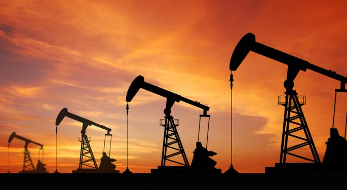 Brent Strong As Global Economy Recovers