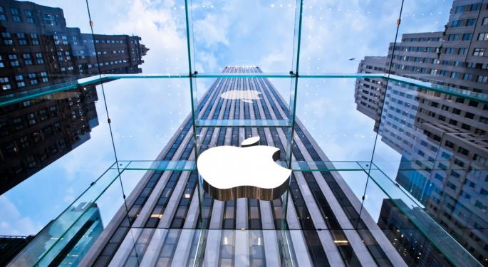 Apple/Google: Is the Pair Ready for a Contrarian Strategy?