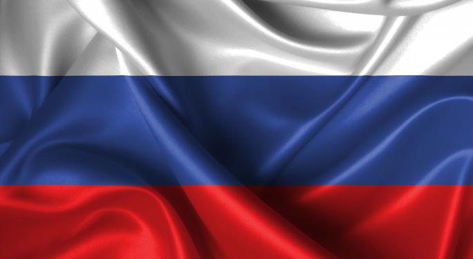 Russia ETFs Holding up Despite Gazprom Dividend Cut