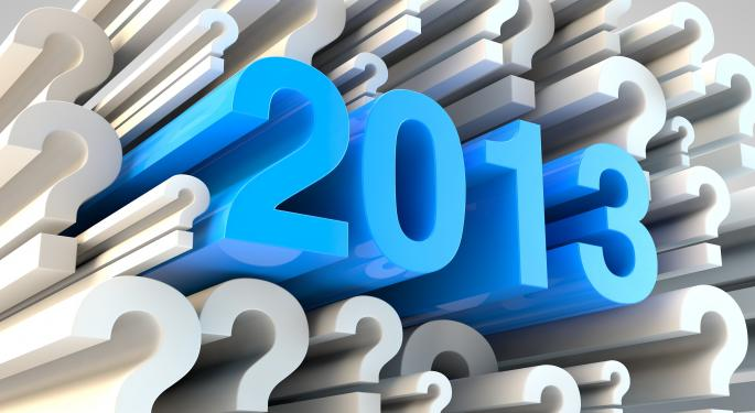 2013 Market Predictions From 10 Top Money Managers