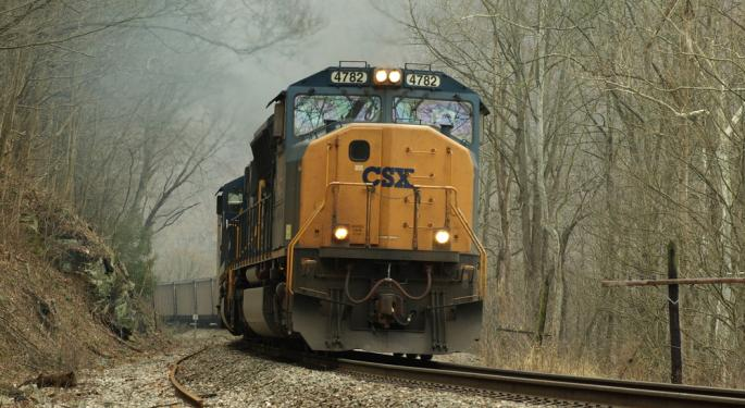 CSX Rises After Beating Q2 Estimates CSX