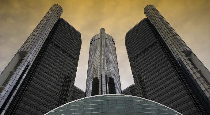 General Motors Dissolves Commonwealth Partnership Among Ad Agencies