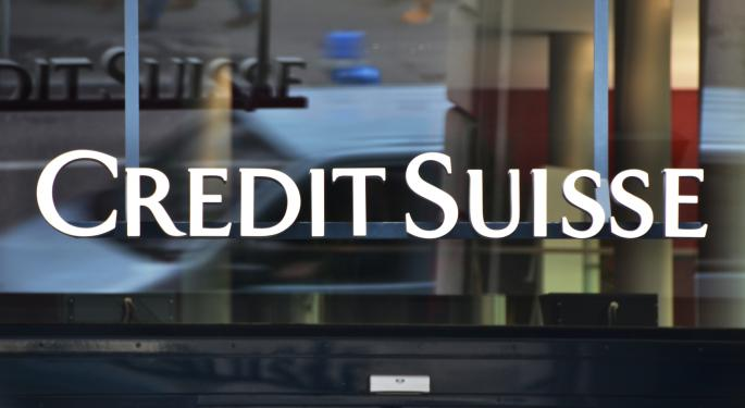 Credit Suisse Lowers Price Targets on Commodities, Prices Sink