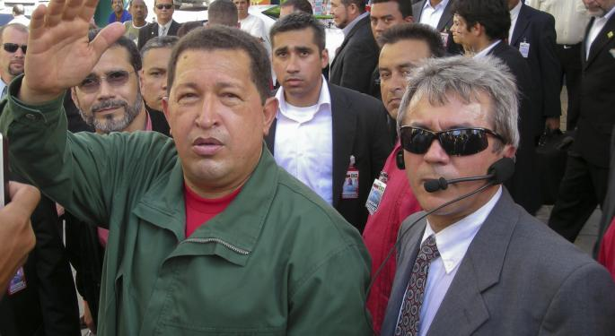 Bond ETFs Resisting Chavez Rumors Yet Again