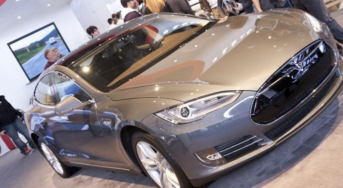 Ahead of Earnings, Tesla ETFs Merit Attention