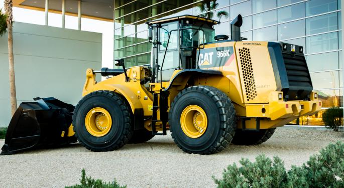 Caterpillar Earnings Preview: Looking For A Turnaround
