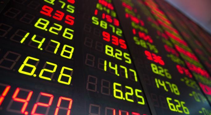 Mid-Morning Market Update: Markets Surge; Tiffany Profit Beats Street View