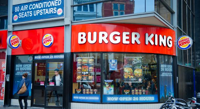 Burger King Roasts on Appetizing First Quarter Outlook, Shakes up Executive Team