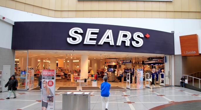 Is Sears on Life Support?