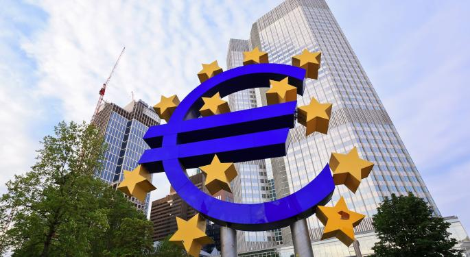 ECB Stays Put But Opens The Door For Easing Next Month